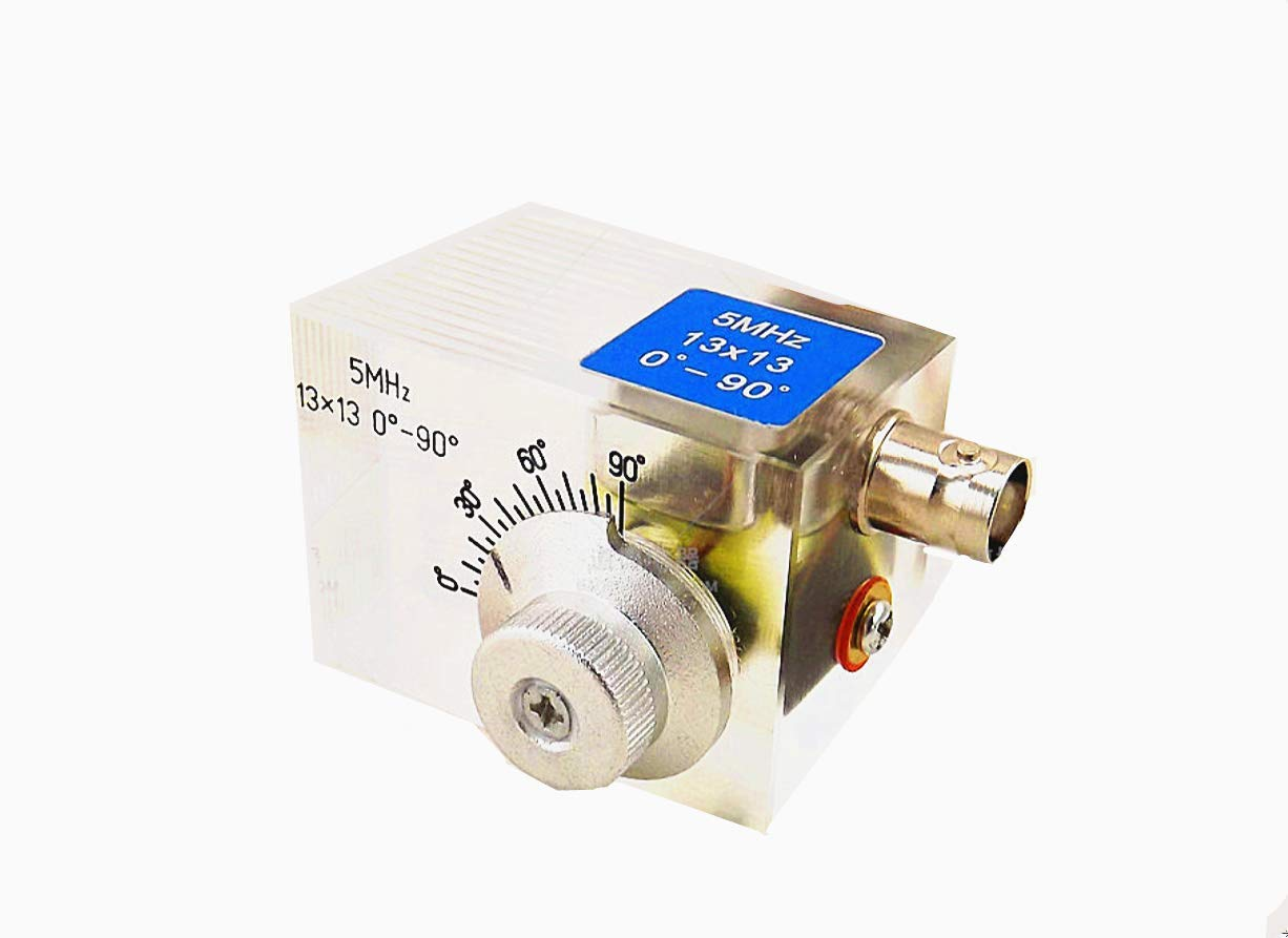 New Angle-tunable Probe//Transducer//Sensor for Ultrasonic Flaw Detector