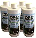 Dampp Chaser Piano Humidifier Pad Treatment 16 oz Bottle Value Pack - 4/pack