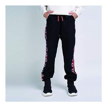 SUIWO Pantalones de fitness para niño Pantalones pantalones ...