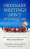 Ordinary Meetings DON'T Interest Me!: What is Facilitation? (Creative Group Leadership Book 1)
