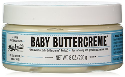 Miss Jessie's Baby Buttercreme, 8 Ounce by Miss Jessie's