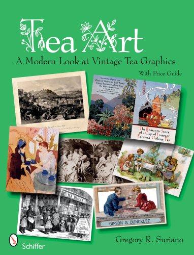 Download Tea Art: A Modern Look at Vintage Tea Graphics pdf