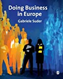 img - for Doing Business in Europe by Gabriele Suder (2007-12-07) book / textbook / text book