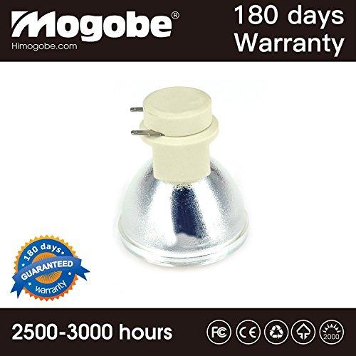 For VIP240W0.8E20.9N 5J.J7L05.001 5J.J6E05.001 5J.J7E05.001 5J.J9H05.001 Replacement Bare Bulb Compatible for BENQ W1070 W1080ST HT1075 HT1085ST W1070+ W1080ST+ i700 MX662 MX720 (by Mogobe)