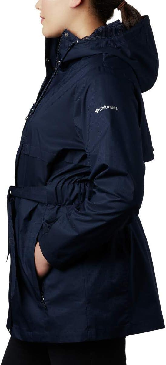 Columbia womens Pardon My TrenchTM Rain Jacket