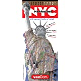 StreetSmart NYC Midtown Manhattan Map by VanDam -- Laminated pocket sized city street Map with all attractions, museums, Broadway theaters, hotels and subway map, 2019 Edition.