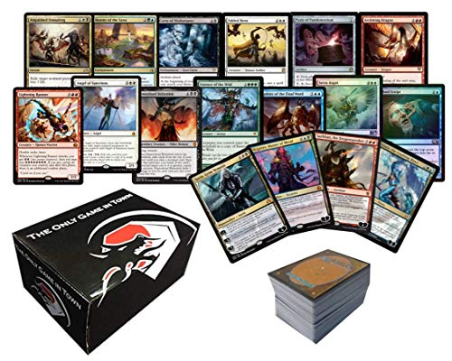 1000 Assorted Magic: The Gathering Cards Planeswalker Collection Includes The Only Game In Town Storage Box