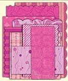 K&Company Pink Scrap Pack