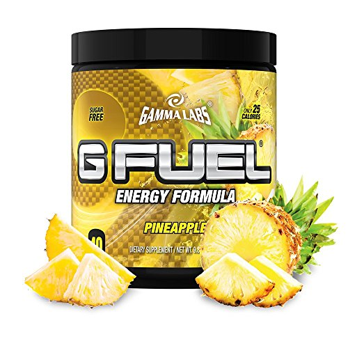 Gamma Labs G Fuel Pineapple 40 Serving, 280 Gram