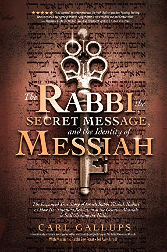 The Rabbi, the Secret Message, and the Identity