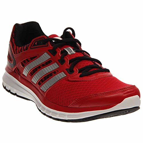 New Adidas Men's Duramo 6 Running Shoes Red/Black 11.5