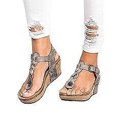 9e9cd8f69 Womens Suede Tassels Thong Flat Sandals Flip Flops Fringe Shoes