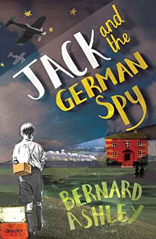 book cover of Jack and the German Spy