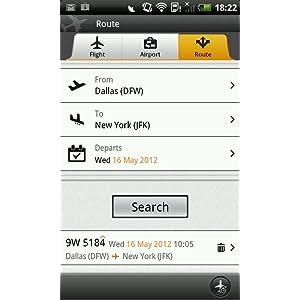 InfoVuelos Salidas y Llegadas - FlightHero Pro: Amazon.es ...