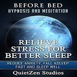 Relieve Stress for Better Sleep