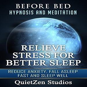 Relieve Stress for Better Sleep Speech