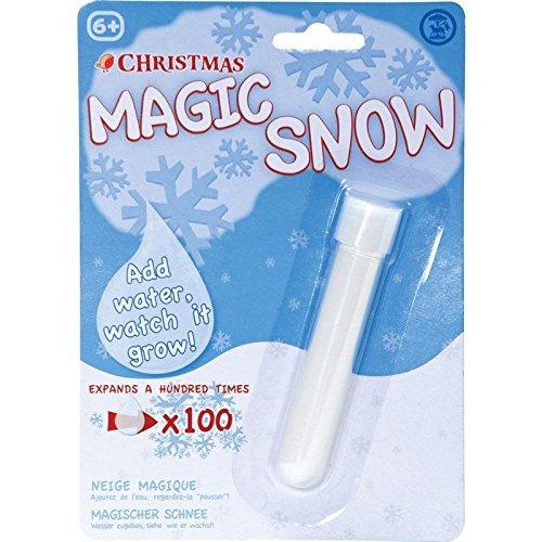 INSTANT MAGIC SNOW Neve Artificiale Istantanea in una provetta! Fantastik.it 09206