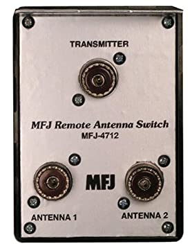 Review MFJ-4712 Remote antenna switch,2-pos,