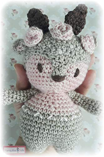 CERVATILLO de Mariquillas Dolls.: Amazon.es: Handmade