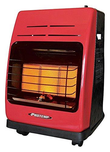 18,000 BTU LP Cabinet Heater by Pro-Temp