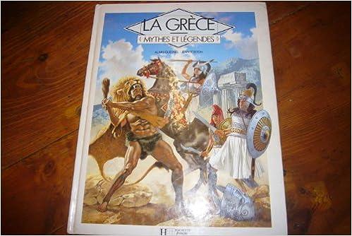 Lire un LA GRECE. Mythes et légendes epub, pdf