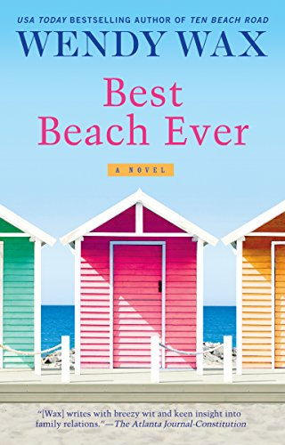 Best Beach Ever (Ten Beach Road Series Book 6)