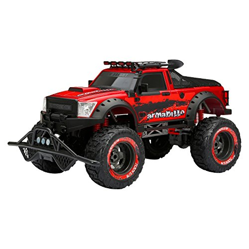- New Bright RC Armadillo Truck - Red - 9.6v