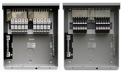 Midnite Solar Mnpv12 Photovoltaic Combiner Box – 12 Breakers