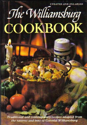 - The Williamsburg Cookbook, Traditional & Contemporary recipes adapted from taverns & inns of colonial Williamsburg