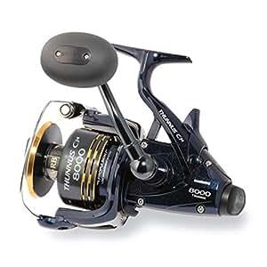 Shimano Thunnus 4000 CI4 Saltwater Baitrunner Spinning Fishing Reel, TU4000CI4