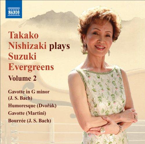 (Takako Nishizaki Plays Suzuki Evergreens, Vol. 2)