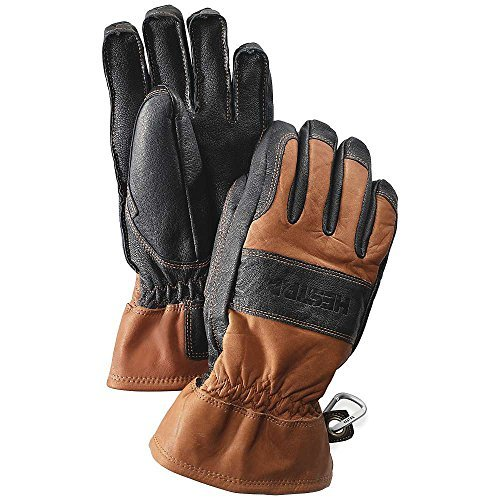Hestra Guide Glove Brown / Black 7 by Hestra