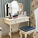HBlife Lip Gloss Holder Organizer, 24 Spaces Clear