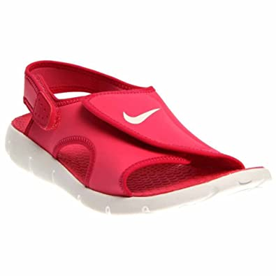 d354bd719201 Nike Girls  Sunray Adjust 4 (GS PS) Flip Flops