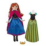 Best Disney Frozen Dolls - Disney Frozen Coronation Change Anna Review