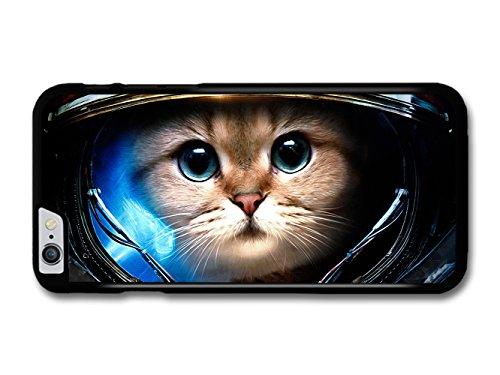 Funny & Cute Astronaut Cat In Space coque pour iPhone 6 Plus 6S Plus