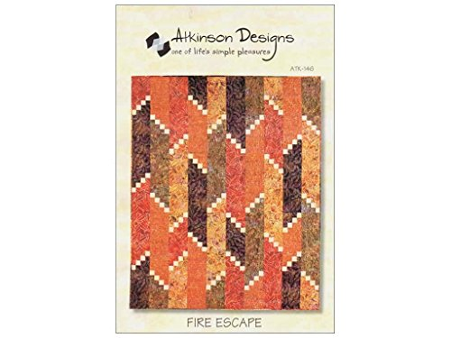 Atkinson Designs Fire Escape Pattern