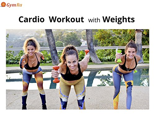 Cardio Workout with Weights (Best Cardio For Lean Legs)