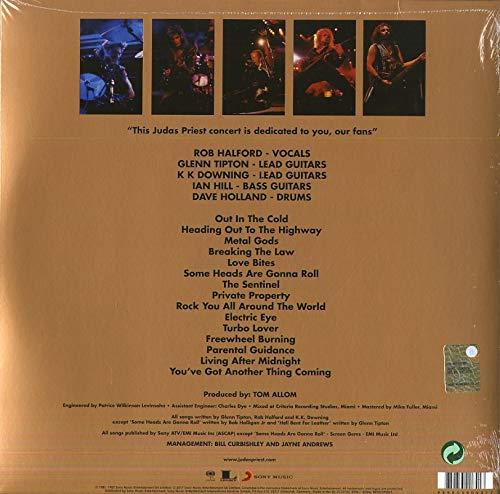 Live : Judas Priest: Amazon.es: Música