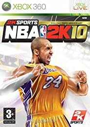 NBA 2K10 (Xbox 360) [import anglais]