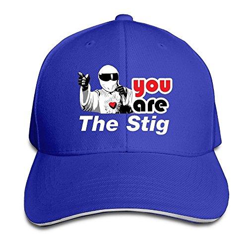 MaNeg You Are The Stig Sandwich Peaked Hat & - Online Uk Prada