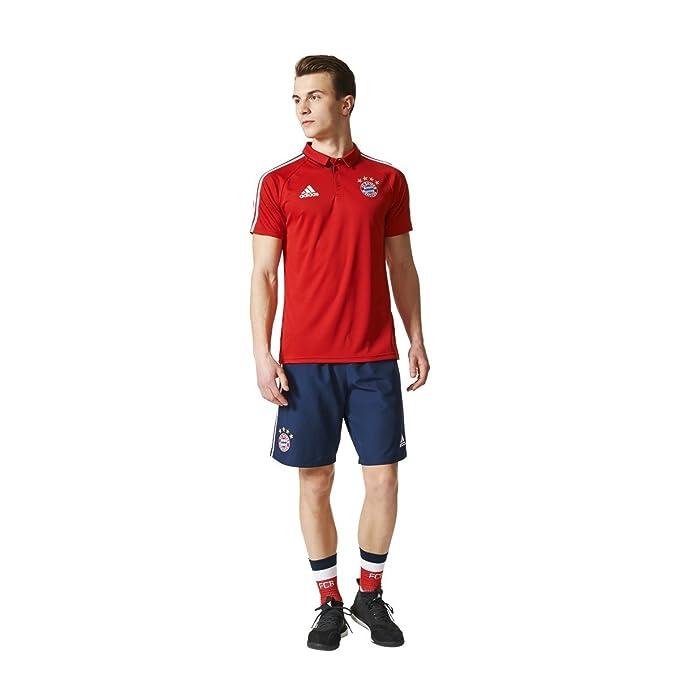 adidas FC Bayern Munich Polo [FCBTRU] (XS): Amazon.es: Deportes y ...