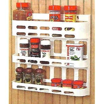 Amazon Com Versatile 3 Tier Hanging Spice Medicine