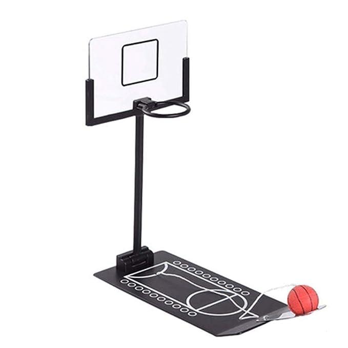 Juego de mesa de baloncesto plegable mini mesa de escritorio de ...
