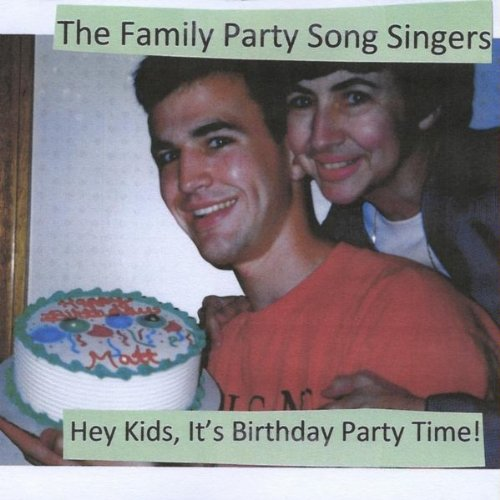 Happy Birthday Brother By The Family Party Song Singers On