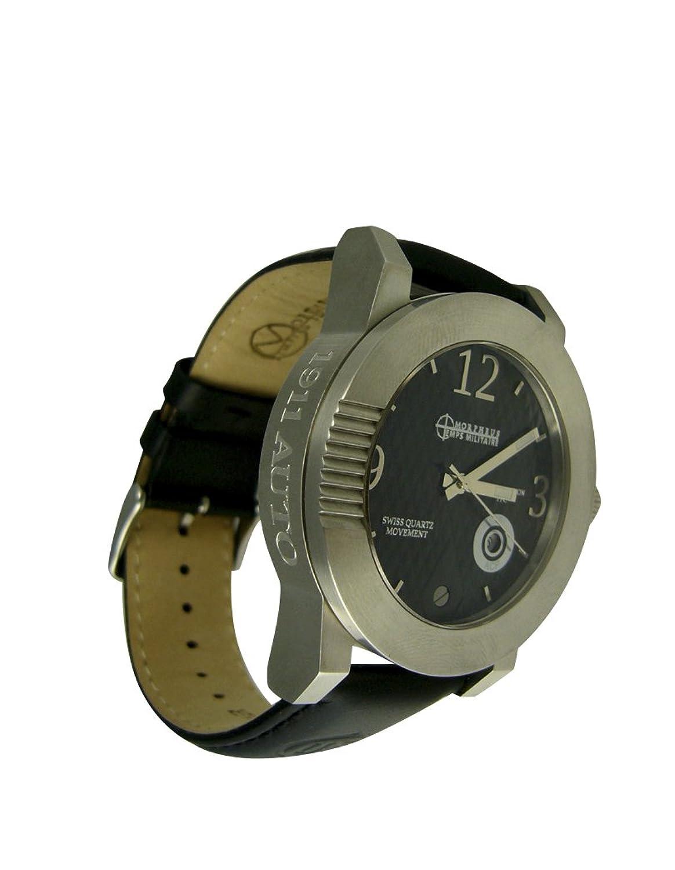 Oregano 1911 Armbanduhr Edelstahl