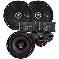 MB Quart Z-Line Series 6.5 Component Set and X-line 6.5 Coaxial speaker bundle