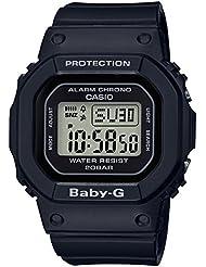 Casio BGD560-1 Baby G Womens Watch Black 44.7mm Resin