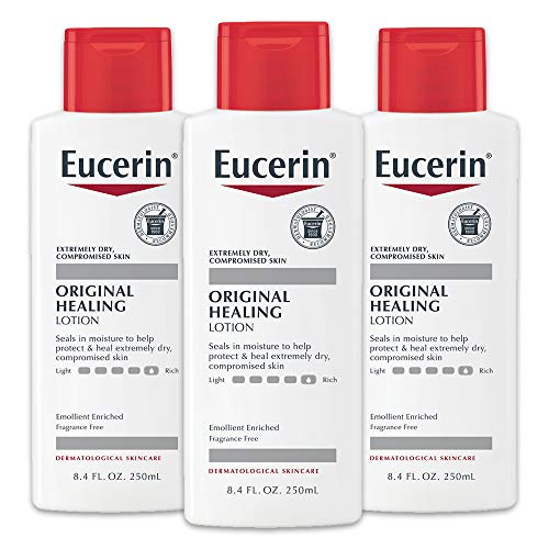 Eucerin Original Healing Rich Lotion