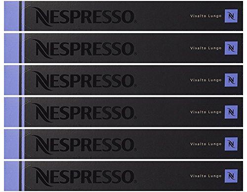 Nestle Nespresso Nespresso Capsules Vivalto Lungo Coffee